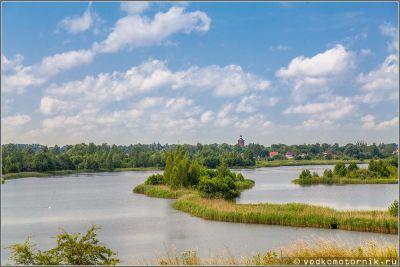 Знаменское водохранилище