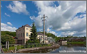 Озерск - Darkehmen. Электростанция