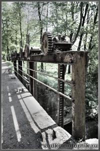 Ясная Поляна плотина, механизм