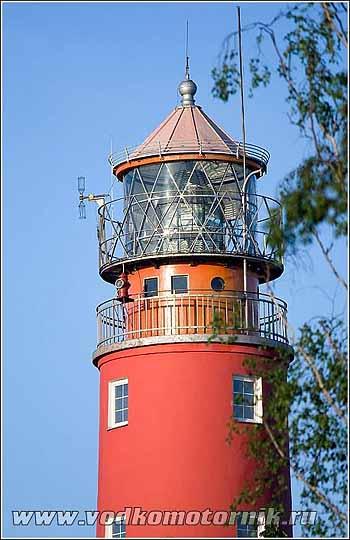 Самый западный маяк. Балтийск.