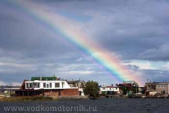 Калининградский залив. ВМК Дельфин.
