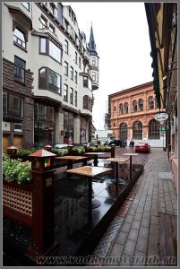 Старый город. Рига Латвия