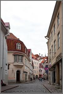 Старый Таллинн - улица