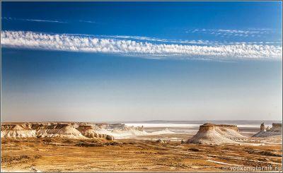 Казахстан. Урочище Босжира
