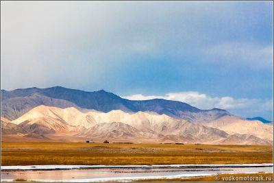 Таджикистан. Озеро Рангуль