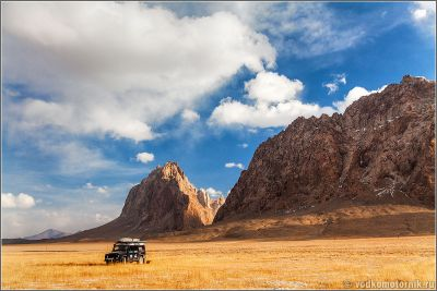Таджикистан. Около озера Рангуль