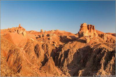 Казахстан - Чарынский каньон