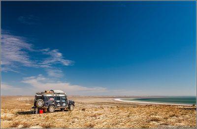 Казахстан. На берегу Аральского моря
