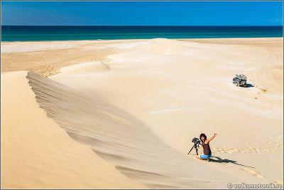 Казахстан - мыс Песчаный