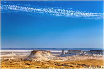 Казахстан виды на урочище Босжира