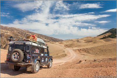 Казахстан на плато Ассы
