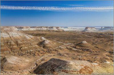 Казахстан - урочище Босжира