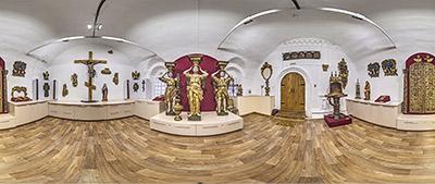 Панорама 360° Музей церковной старины в г. Тотьма
