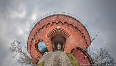 3D тур 360° - Железнодорожные ворота, Калининград