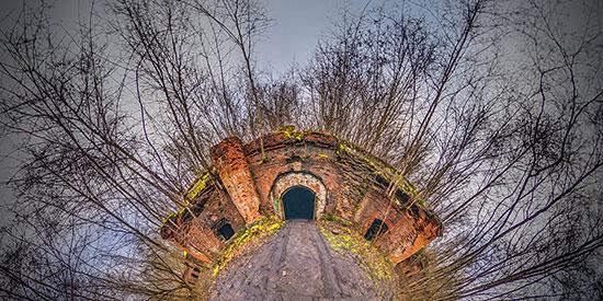 Форт №10 Канитц (fort Kaniz) - 360° виртуальный 3D тур