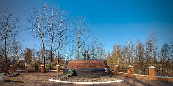 3d тур 360° - братская могила советских воинов, п. Семеново