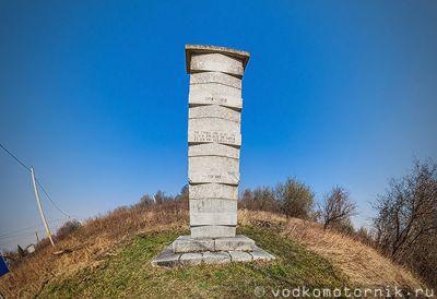 Памятник воинам, погибшим в годы Первой мировой войны - 3D тур пос. Полевое, Калининградская обл.