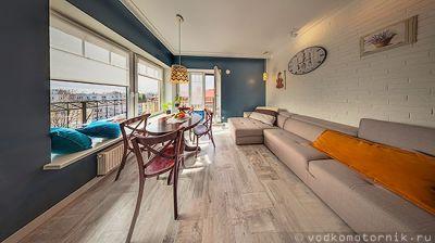 3D тур по квартире авторский дизайн и окружающей территории дома