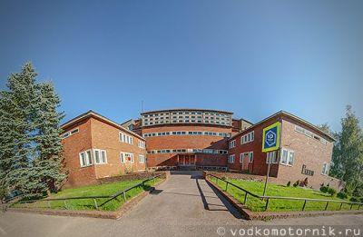 Школа в Гастеллово (Гросс Фридрихсдорф) - 3d тур