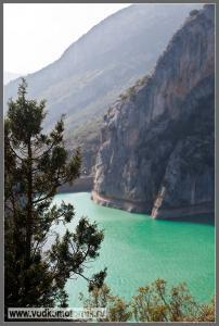 Водоемы Испании
