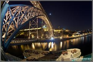 Мост в Порто