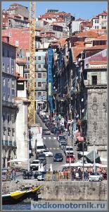 Улица Порту