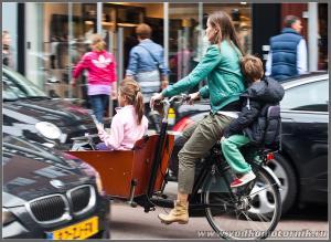 Амстердам - велосипед