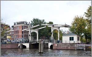 Амстердам - разводной мост