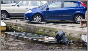 Амстердам - запас плавучести