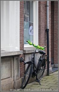 Амстердам велосипед