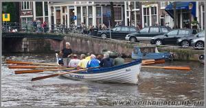 Амстердам - мадам рулит