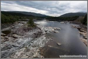 Северняа Норвегия - река