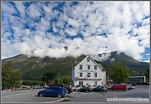 Облака в Норвегии