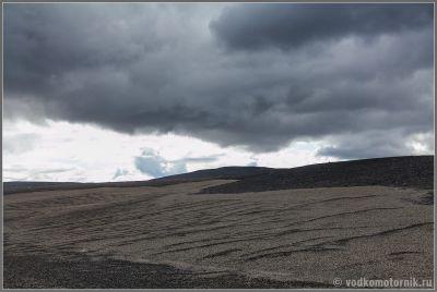 Типичный исландский пепел