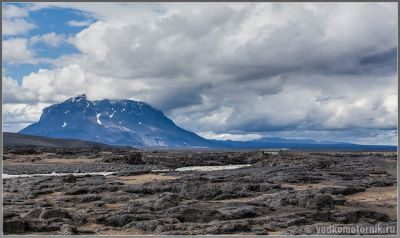 Исландия - вулкан Heroubreio