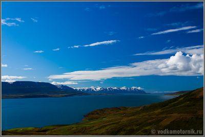Исландия. Около Акурейри
