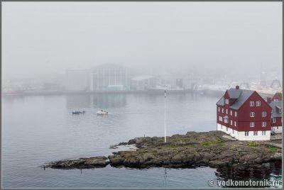 Фарерские острова - вид слева