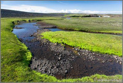 Исландия. Виды на F910