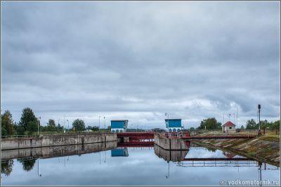 Беломоро-Балтийский канал, шлюз №2