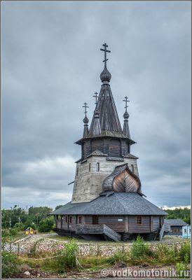 Церковь Николая Чудотворца Повенец