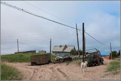 Поселок Кузомень