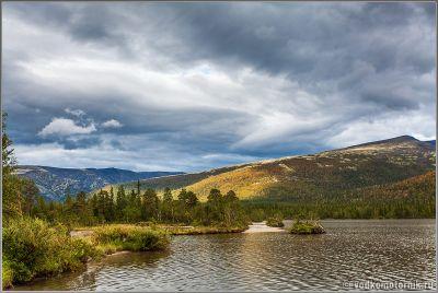Хибины - озеро Щучье
