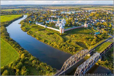 Спасо-Прилуцкий Димитриев монастырь