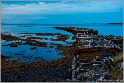 Дорога на Соловецкие острова