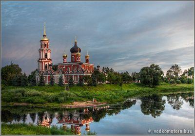 Кафедральный собор Воскресения Христова г. Старая Русса
