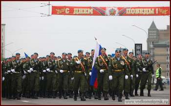 Парад победы 9 мая Минск