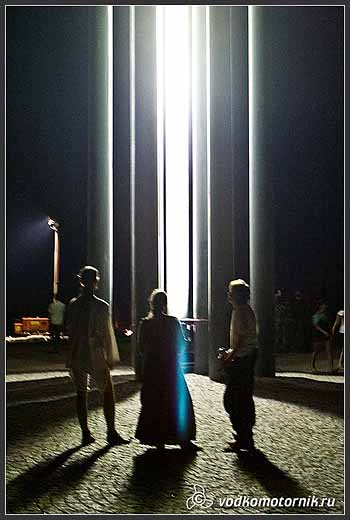 Грюнвальд. Памятник.