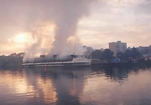 Продолжение пожара