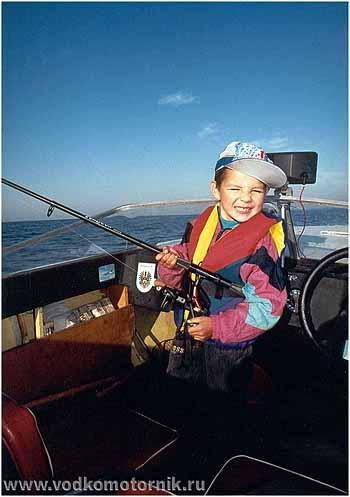 Рыбачок. 1998г.