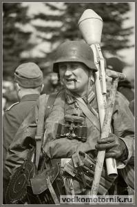 Немецко-фашистский захватчик